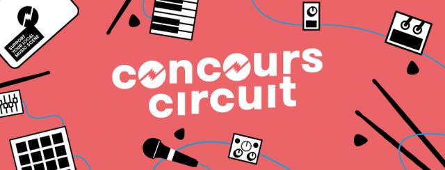 Trois groupes liégeois sélectionnés pour le Concours Circuit 2020