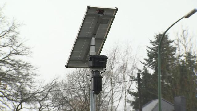 Trois nouvelles caméras de surveillance à Neupré