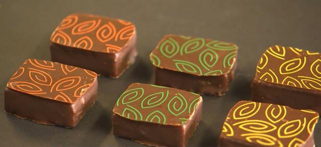 Trois nouvelles recettes à découvrir dans les boutiques du chocolatier Benoit Nihant