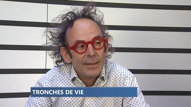 Tronches de vie par Vincent Pagé au Comédie centrale