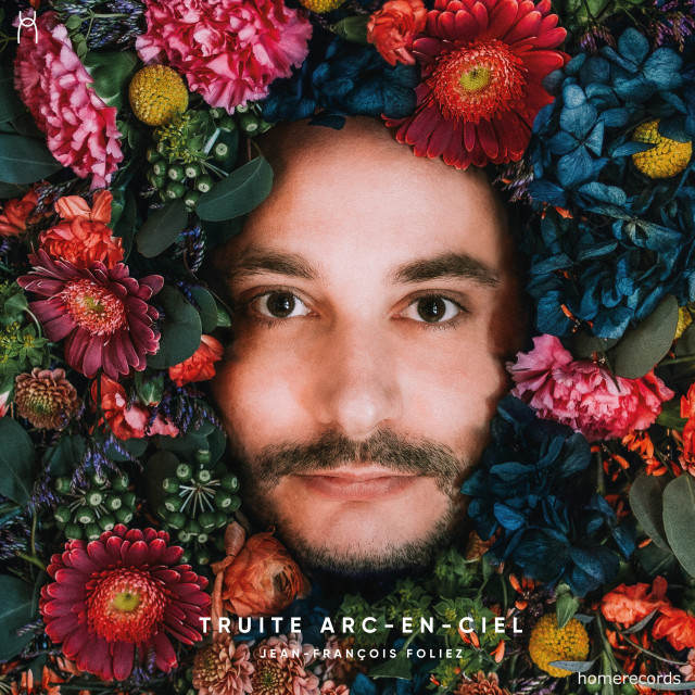 Truite arc-en-ciel : l'album chanson française de Jean-François Foliez