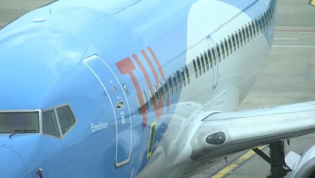 TUI fly suspend ses vols à Liège!