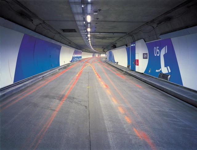 Tunnel sous Cointe : fermé pour 4 nuits de travaux