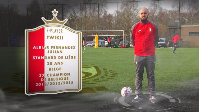 Twikii du Standard: 'Je joue au moins 3h/jour à FIFA 19'