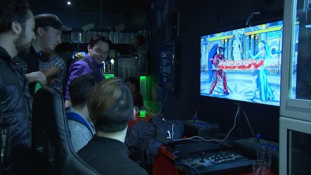 Un bar entièrement dédié au jeu vidéo