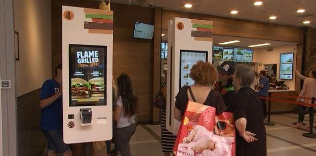 Un Burger King ouvre ses portes à la Médiacité