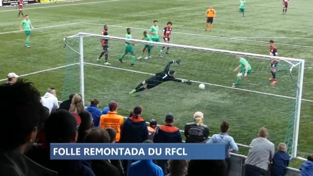 Un RFC Liège renversant dans le Zapping Sport