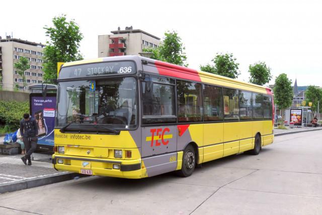 Un chauffeur de bus agressé par 6 jeunes à Bressoux