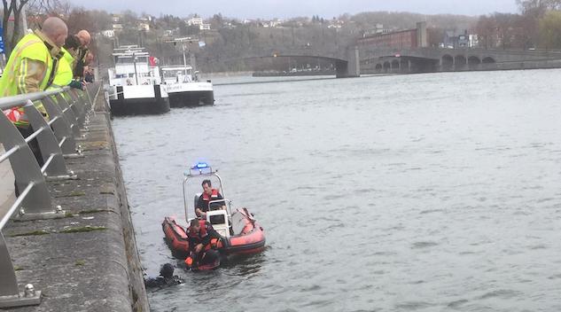 Un corps repêché dans la Meuse à Huy