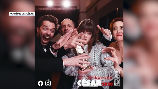 Un court-métrage avec une actrice liégeoise récompensé aux César