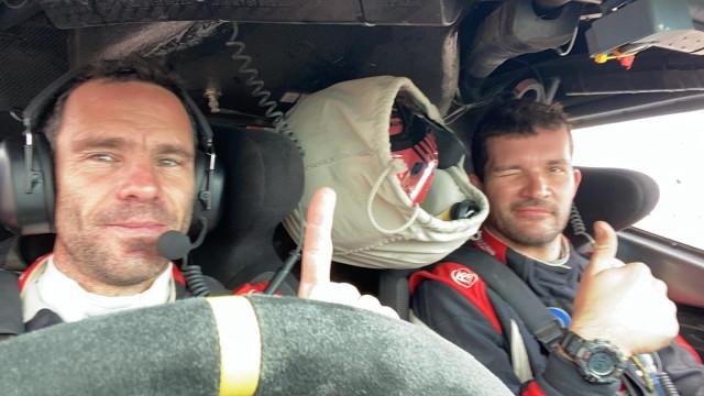 Un Dakar décevant mais riche en expérience pour Lurquin