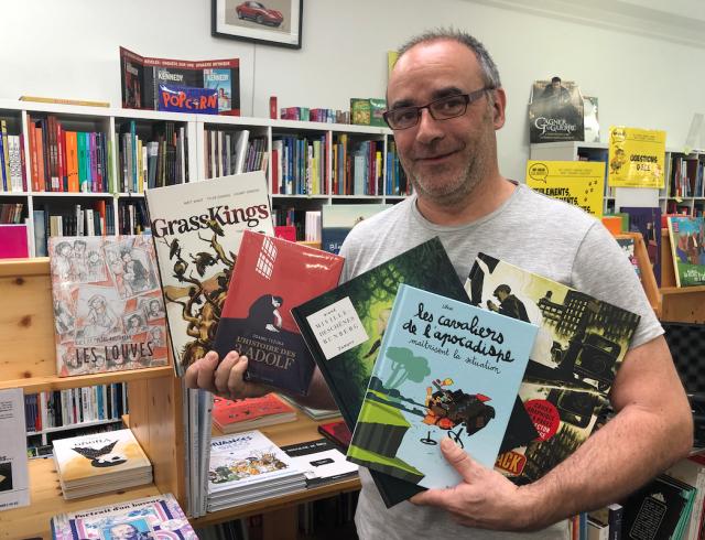 Un Eté à la Page : la sélection de la libraire BD Liège