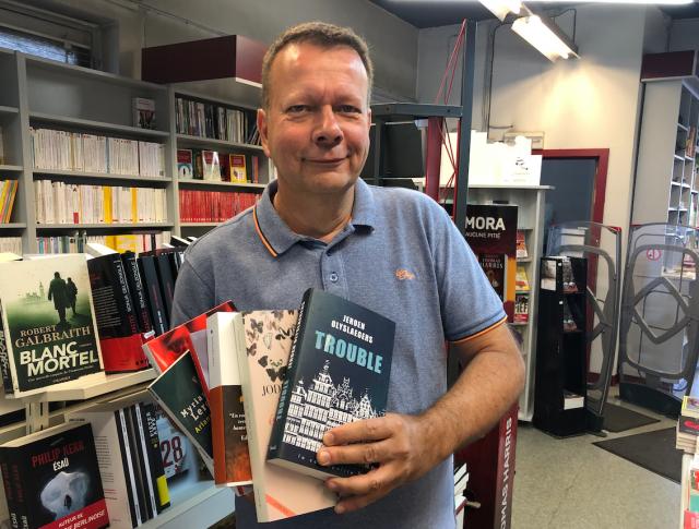 Un Eté à la Page : la sélection de la libraire La Dérive à Huy
