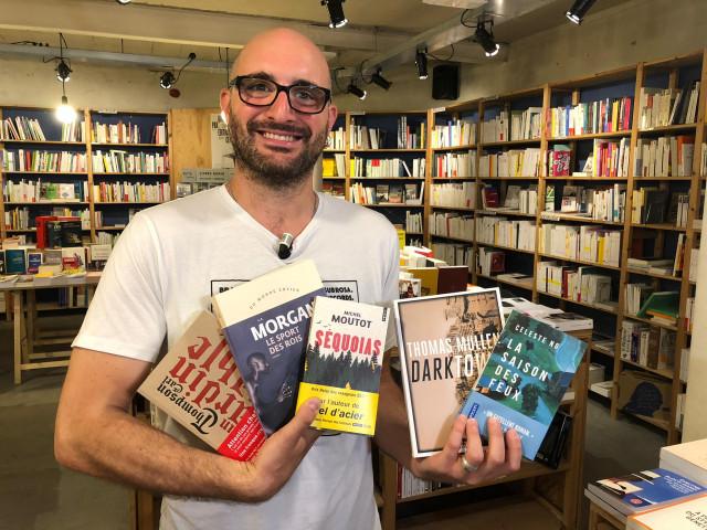 Un Eté à la Page : la sélection de la librairie Livre Aux Trésors
