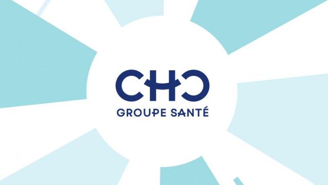 """Un H qui sourit : la nouvelle image du """"Groupe Santé CHC"""""""