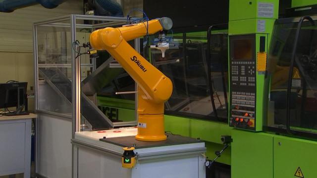 Un hub technologique chez Sirris au Liège Science Park.