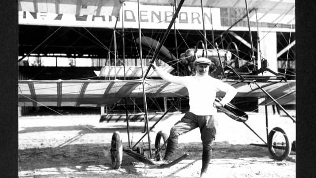 Un illustre aviateur liégeois a disparu des radars