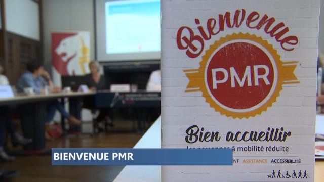 Un label pour les commerces accessibles aux PMR