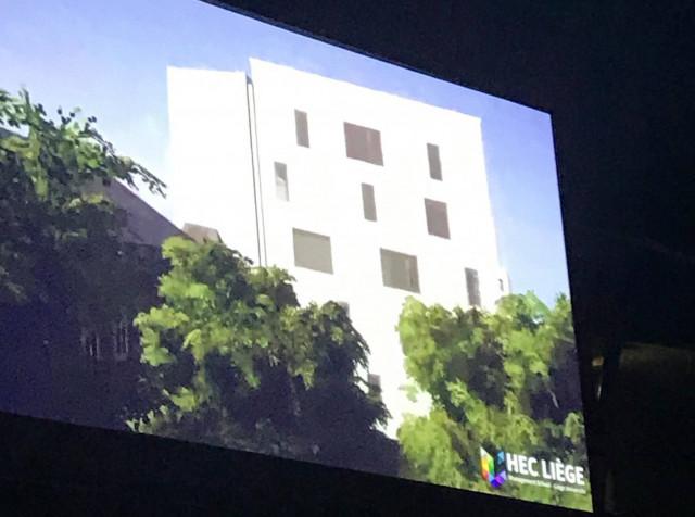 Un nouveau campus pour HEC Liege