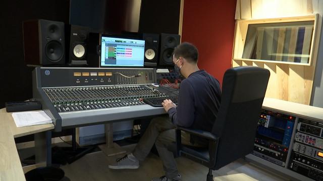 Un nouveau studio d'enregistrement et de mixage à Anthisnes