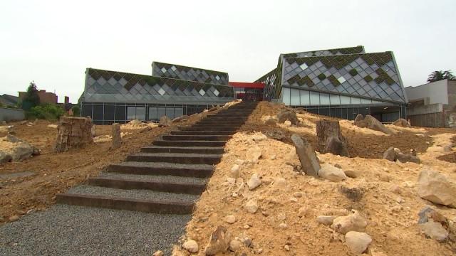 Un parc et un musée éphémères à Herstal