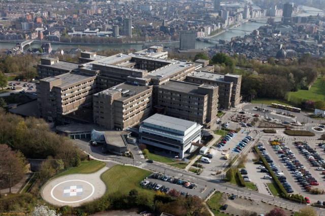 Un réaménagement pour l'accès à l'hôpital de la Citadelle