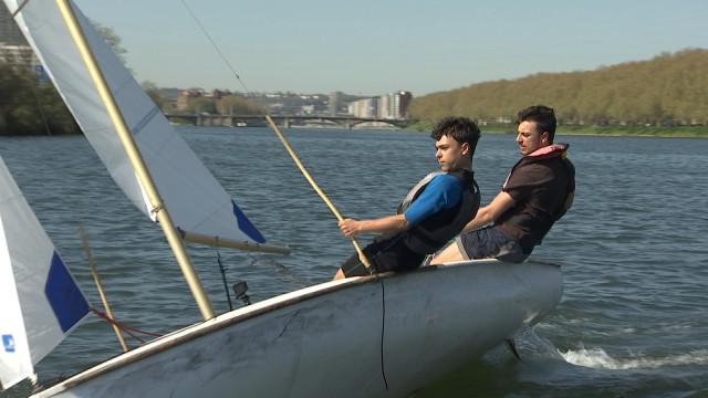 Un stage pour mettre les voiles sur la Meuse