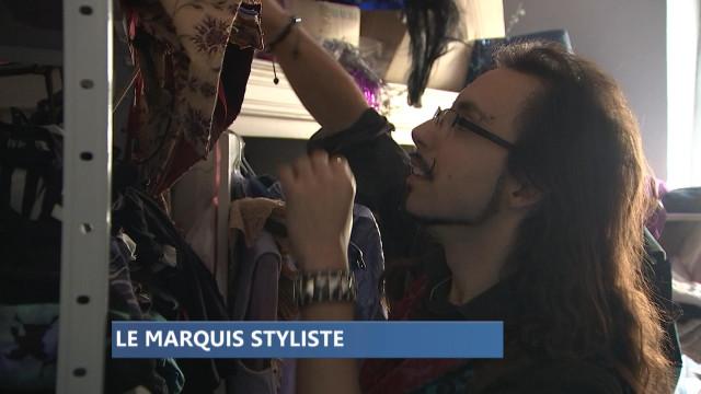 Un styliste liégeois à l'Opéra comme retoucheur