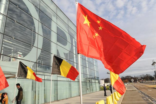 Un train Alibaba pour relier Liège Airport à la Chine