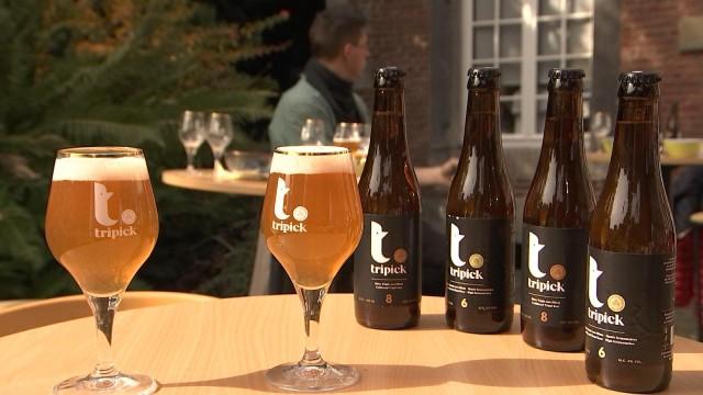 Une blonde primée - La Tripick meilleure bière belge !