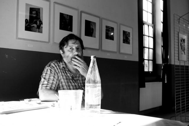 Une double expo en hommage au photographe Pierre Houcmant