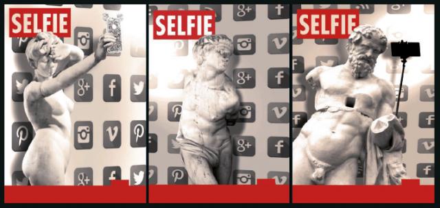 Le Selfie s'expose ! Qui dit mieux ?