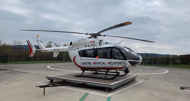Une fête pour soutenir l'hélicoptère médical de Bra
