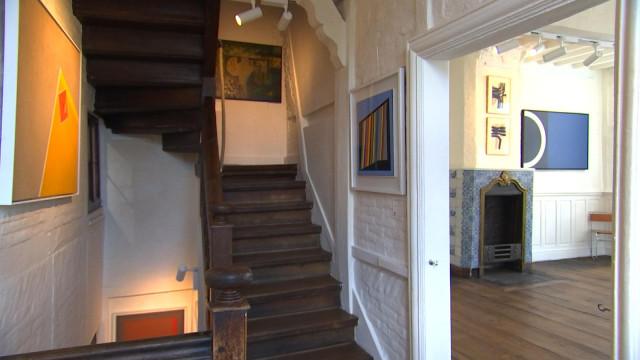 Une galerie à la Maison Havart, l'ancien Vieux Liège