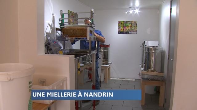 Une miellerie ouvre à Nandrin
