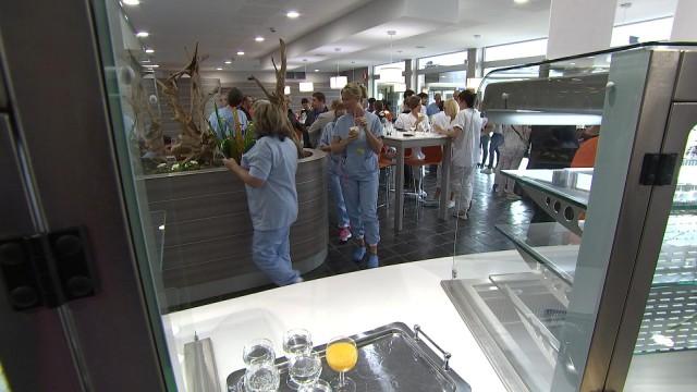 Une nouvelle cafeteria pour le Bois de l'Abbaye !