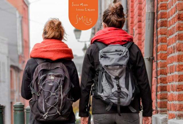 Une subvention du CPAS de Liège pour les infirmières de rue