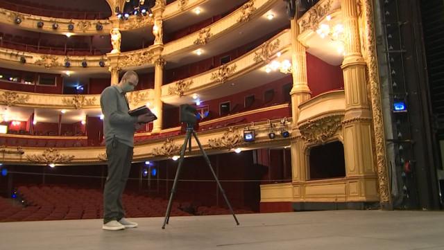 Une visite 3D pour le bicentenaire de l'Opéra Royal de Wallonie
