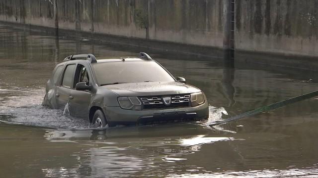 Une voiture volée retrouvée dans la Meuse. Pas simple pour son propriétaire