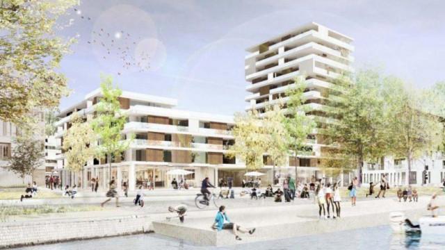 Nouvelle étape pour le projet d'éco-quartier à Coronmeuse