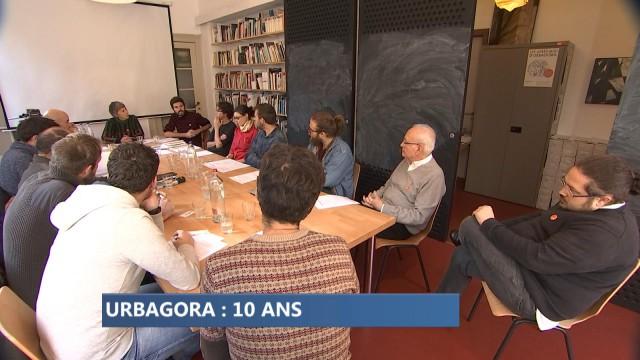 L'asbl urbAgora célèbre ses dix années d'activité