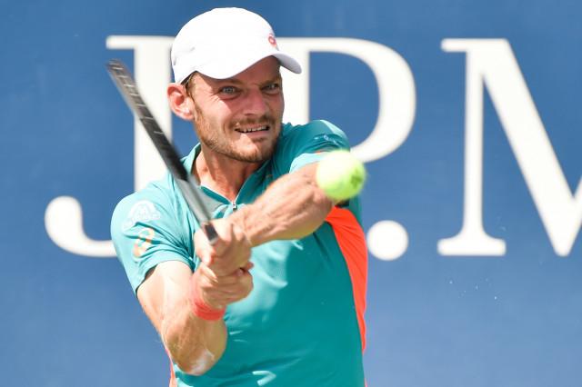 US Open : Goffin s'arrête à nouveau en huitièmes de finale