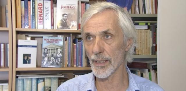 """Verjans: """"C'est peut-être la moins mauvaise coalition"""""""