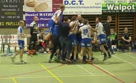 Victoire de la détermination visétoise en BENE-League