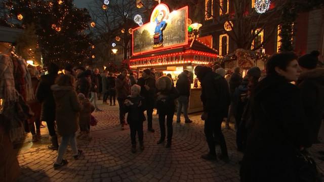 Le Village de Noël s'apprête à accueillir près de 2 millions de visiteurs