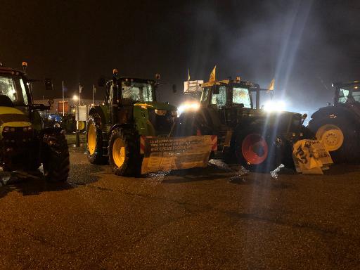Villers-le-Bouillet : action des jeunes agriculteurs