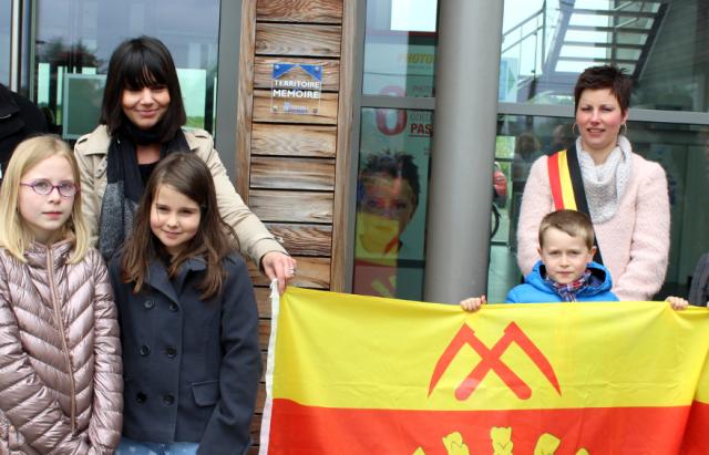 Villers-le-Bouillet rejoint le réseau Territoire de Mémoire