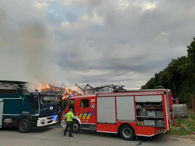 Villers-le-Bouillet : une centaine de bêtes périssent dans un incendie