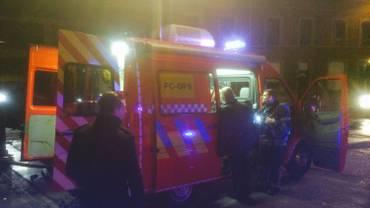 Violent incendie dans une maison à Herstal