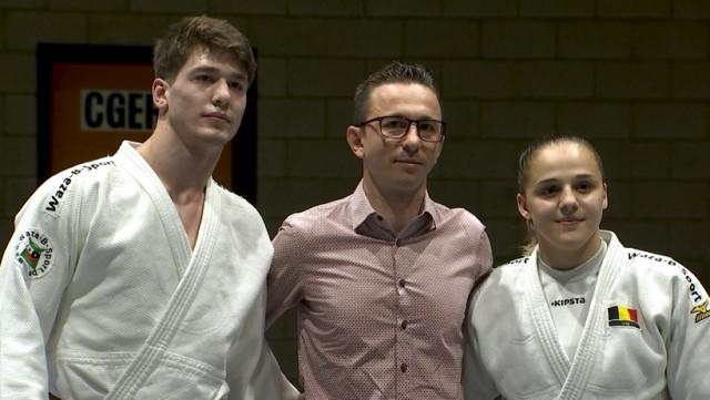 Visé et Herstal s'associent pour le meilleur du Judo